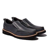 Waltz-經典套式男休閒鞋622183-07藍