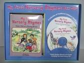 【書寶二手書T6/兒童文學_QBP】My First Nursery Rhymes Box Set