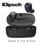 【天天限時】Klipsch S1 True Wireless 無線入耳式耳機 含充電座 附無線充電板