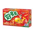 韓國 好麗友 好多魚餅乾 (烤蝦口味) 90g 【美日多多】