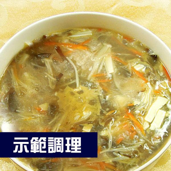 『輕鬆煮』酸辣湯(300±5g/盒)(配料小家庭份量不浪費、廚房快煮即可上桌)