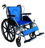輪椅B款-24吋大輪折背 /FZK1500  (大輪好推好收合)