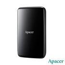 全新 Apacer宇瞻 AC233 1TB USB3.1 2.5吋行動硬碟(暗夜黑)