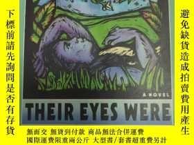 二手書博民逛書店their罕見eyes were watching godY26