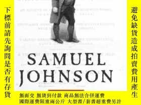 二手書博民逛書店Samuel罕見Johnson:The Struggle(傑弗裏