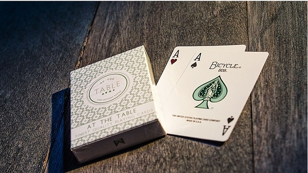 【USPCC撲克】At the Table Playing Cards - Trick