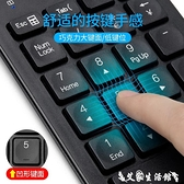 COOLXSPEED數字鍵盤筆記本電腦外接無線有線密碼輸入器臺式小型迷你便攜超薄usb會計收銀 艾家