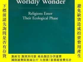 二手書博民逛書店Worldly罕見Wonder Religions Enter