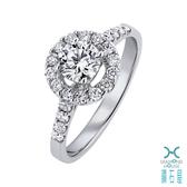 【鑽石屋】GIA 0.50克拉鑽石戒指