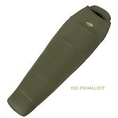 【南紡購物中心】ATUNAS 900 PRIMALOFT科技纖維睡袋(歐都納/耐寒8度/保暖/睡墊/登山/抗潮)