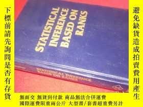 二手書博民逛書店statistical罕見inference based on