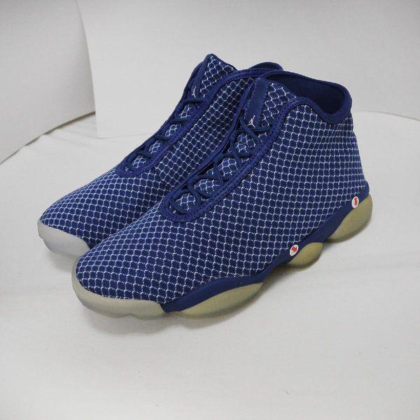 【US8.5-NG出清】Nike Jordan Horizon 左中底黃 藍 白 運動鞋 藍球鞋 男鞋【PUMP306】