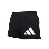 ADIDAS 女運動短褲(三分褲 慢跑 路跑 吸濕排汗 平織 愛迪達 免運 ≡排汗專家≡