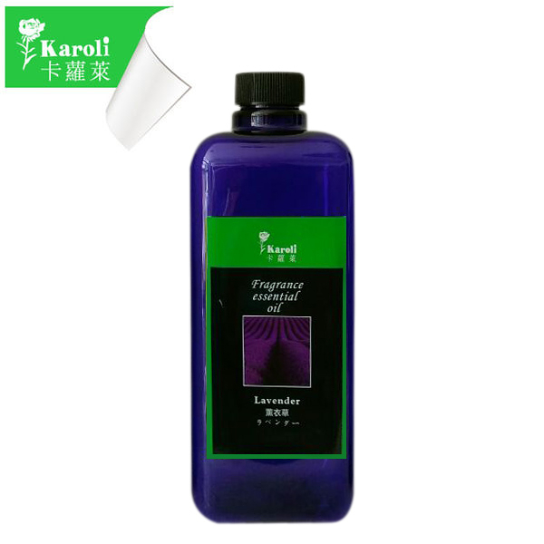 karoli 卡蘿萊  超高濃度水竹 薰衣草補充液 1000ml 大容量 擴香竹專用精油  花香系列