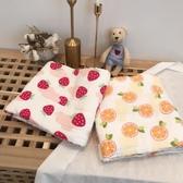 嬰兒兒童浴巾純棉紗布寶寶洗澡蓋毯吸水大毛巾被子四季款