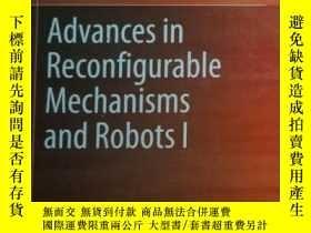 二手書博民逛書店Advances罕見in Reconfigurable Mech