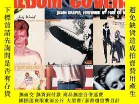 二手書博民逛書店A罕見Brief History of Album Covers