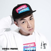 STAYREAL x PHANTACi 聯名棒球帽
