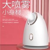 加濕器 家用蒸臉器熱噴補水儀臉部加濕噴霧器納米潔面儀【新年禮物】
