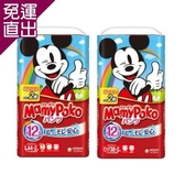 Mamypoko 日本境內Mamypoko紅米彩盒版2包裝 褲型 L/XL【免運直出】
