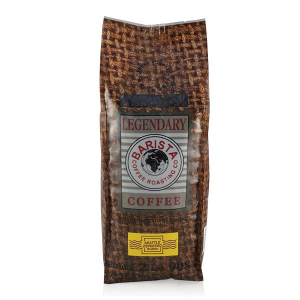 超低價西雅圖傳頌濃縮綜合咖啡豆(2磅)