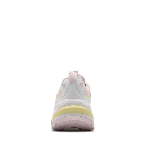 Skechers 老爹鞋 Stamina V2-The Rise Up 女鞋 粉紅 黃 增高 厚底 運動 休閒鞋 【ACS】 149510PKMT