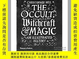 二手書博民逛書店The罕見Occult, Witchcraft & Magic: