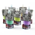 水彩顏料 馬利牌水粉畫顏料100ML袋裝擠壓式白顏料美術生用套裝初學者果凍單個 夢藝家