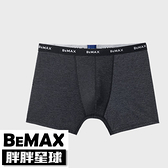 【胖胖星球】中大尺碼‧細紋質感舒適平角內褲 2XL~6XL‧加大【109101】