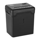 碎紙機 小型商用辦公大功率文件粉碎機4級保密資料紙張廢紙便攜桌NSE-T01C