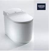 【麗室衛浴】客戶買錯管距託售 原廠公司貨 德國GROHE 免治電腦馬桶 39380SH0 抗菌抗汙
