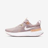 Nike W React Miler [CW1778-602] 女鞋 慢跑 運動 休閒 輕量 緩衝 彈力 透氣 粉橘