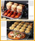 電烤箱控溫家用烤箱家蛋糕雞翅小烤箱烘焙多功能迷你烤箱QM 維娜斯精品屋