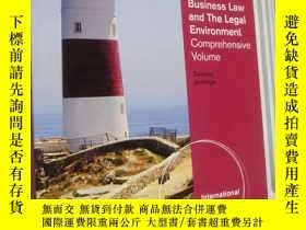 二手書博民逛書店Andersons罕見Business Law and the Legal Environment 英文原版 12