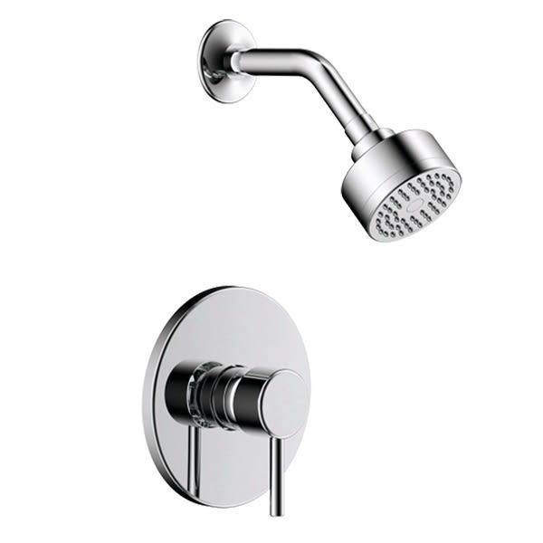 ROTUNDA 星動單把入牆淋浴浴缸龍頭  W170