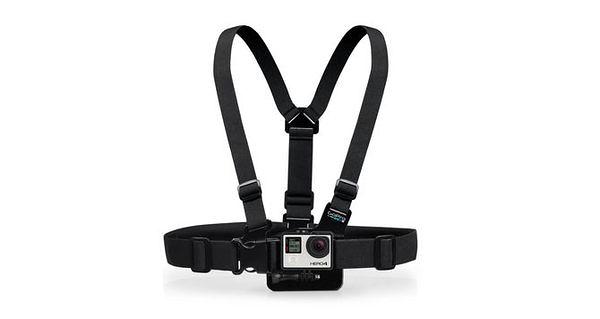 晶豪泰 分期0利率 GOPRO Chesty Chest Harness GCHM30-001 胸前綁帶 大人適用 公司貨 Mounts 掛載配件
