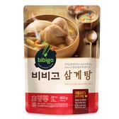 【CJ 】bibigo蔘雞湯800g整隻雞~加熱即時超便利