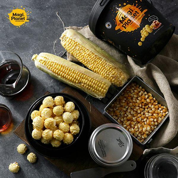 現貨 台灣 星球工坊 爆米花桶 (玉米濃湯/極脆焦糖) 110g 桶裝 爆米花 蔗糖 團購 零食