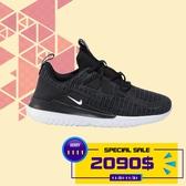 NIKE系列-WMNS NIKE RENEW ARENA 女款黑色輕量運動慢跑鞋-NO.AJ5909001
