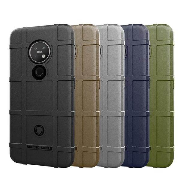諾基亞 7.2 Nokia 諾基亞7.2 2.2 諾基亞2.2 手機殼 軟殼 防滑 防摔 防指紋 強項保護 護盾厚保護套