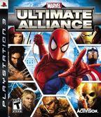 PS3 Marvel Ultimate Alliance 漫畫英雄:終極聯盟(美版代購)