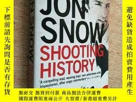 二手書博民逛書店Shooting罕見HistoryY283241 Jon Sno