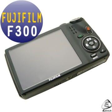 EZstick靜電式數位相機螢幕貼 - FUJIFILM F300 專用 (二入裝) 贈(通用型 相機機身貼)