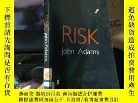 二手書博民逛書店罕見RiskY15389 Adams, John