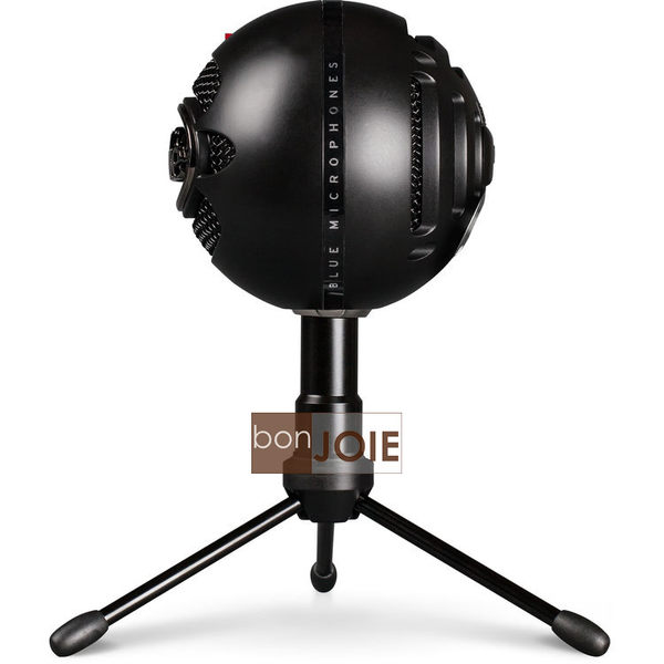 ::bonJOIE:: 美國進口 Blue Microphones Snowball iCE USB Microphone 專業型 USB 麥克風 (黑色)(盒裝) MIC