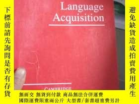 二手書博民逛書店Studies罕見in Second Language Acqu