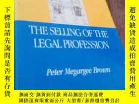 二手書博民逛書店RASCALS罕見THE SELLING OF THE LEGAL PROFESSION 精裝本Y23609