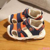 男童涼鞋新款夏季兒童沙灘機能鞋軟底防滑寶寶涼鞋