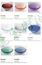 【麗室衛浴】歐化盆系列  歐化玻璃盆 41*13CM 厚度15mm