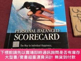 二手書博民逛書店personal罕見balanced scorecardY237539 Hubert Tata 出版2006